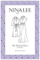 Nina Lee Bloomsbury Mayfair Dress Sewing Pattern