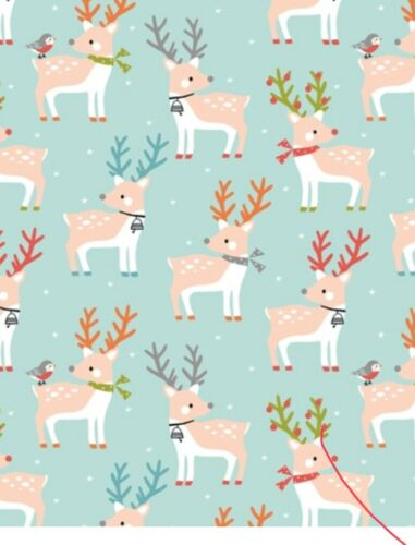 Christmas Party - Deer by Dashwood Studio