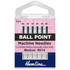 Hemline Ballpoint Machine Needles