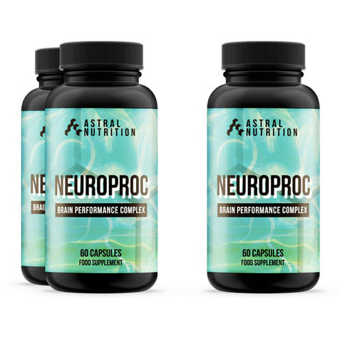 Neuroproc Brain Performance Nootropic