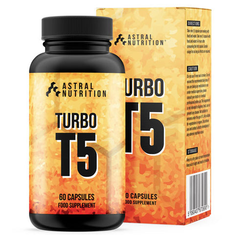 Turbo T5 Fat Burner