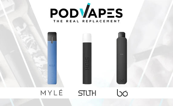PodVapes™ - What We Stand For