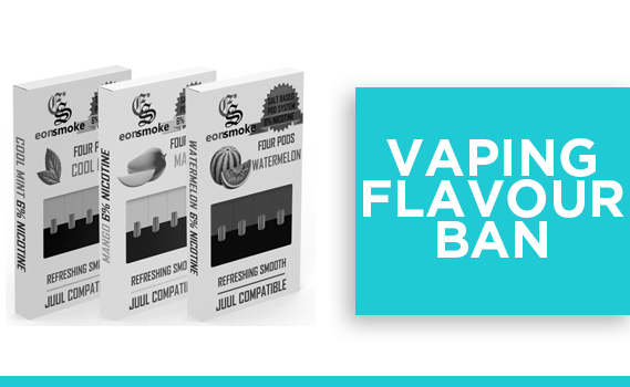 PodVapes™ speaks out against Vaping Flavor Bans