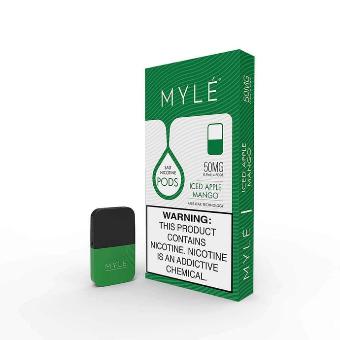MYLÉ V4 Iced Apple Mango Pods