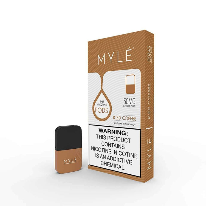 MYLÉ V4 Iced Coffee Pods