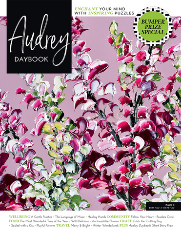Audrey Daybook Issue 11 - Lovatts Media Magazines