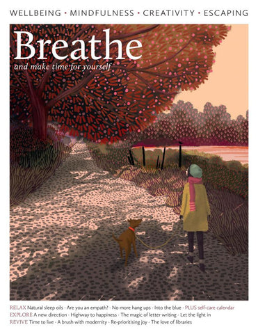 Breathe Magazine Issue 15 - A new direction