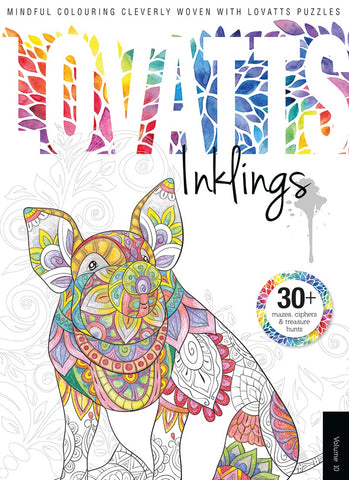 Inklings Vol 10 - Clever colour-ins