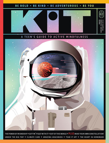 KIT Magazine Issue 5 - Uniquely You (On Sale 30/04/20)
