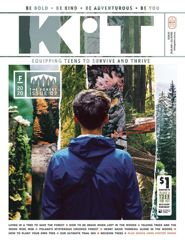 KIT Magazine Issue 7 - The Forest Issue