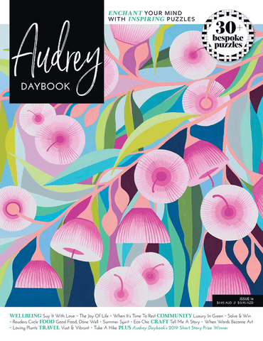Audrey Puzzle Daybook Issue 14 - Say It With Love
