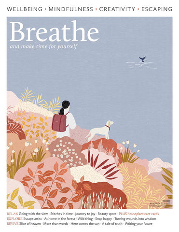 Breathe Magazine Issue 17 - Going with the slow