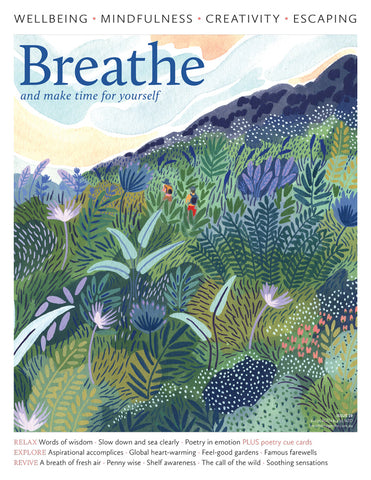 Breathe Magazine Issue 19 - Global heart-warming (On Sale 27/02/20)