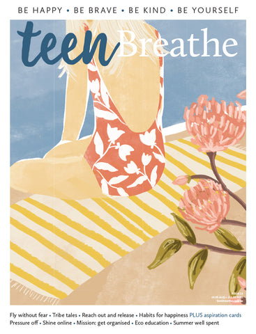 Teen Breathe Issue 13 - Fly Without Fear (On Sale 16/01/20)