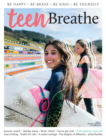 Teen Breathe Issue 19 - The delights of difference
