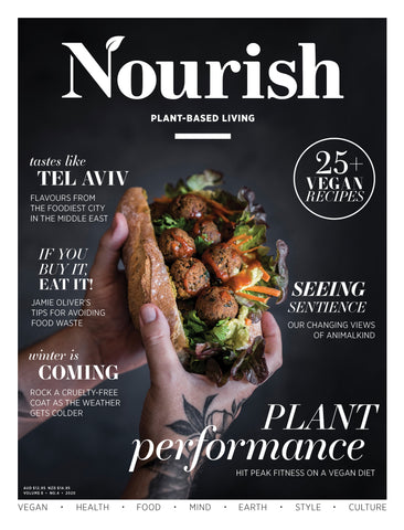 Nourish Magazine Vol 8, No.4 - Plant performance