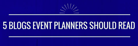 five blogs event planners should read
