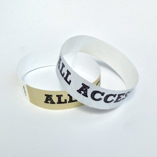 All Access Wristbands