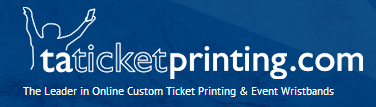 taticketprinting.com - the leader in online custom ticket printing and event wristbands