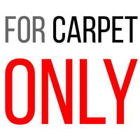 Social Distancing Floor Decals for Carpet | 6 Feet Notice Floor Sign for Queues