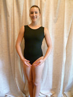 Dance Leotard- Tank Black