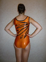Eyes 4 Orange Mystique Tank Bodysuit