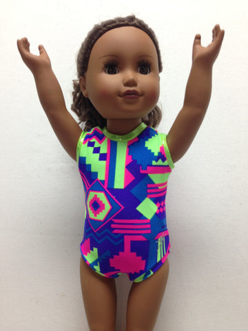 Aztec Doll Bodysuit
