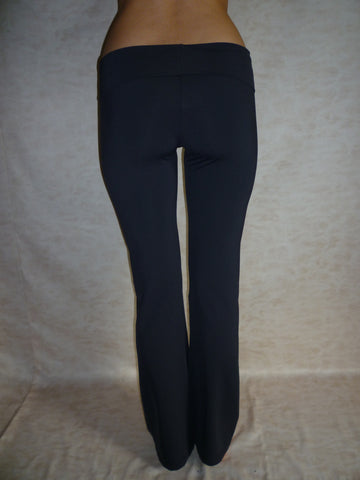 Yoga Pant- Roll Down Waistband
