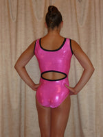 Open Back Pink Mystique