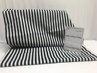 Black & White Stripes quilting fabric- by the meter
