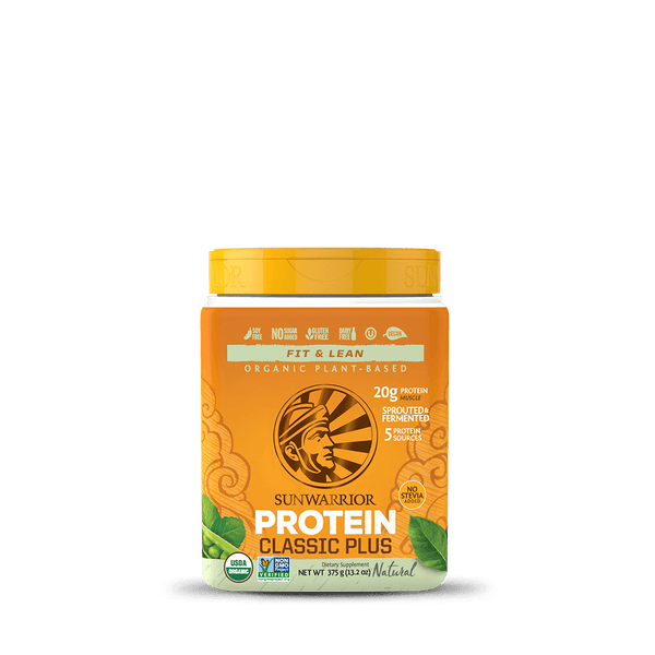 Sunwarrior Classic Plus Naturel 375g