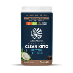 Sunwarrior Clean Keto Chocolate 720 Gr.