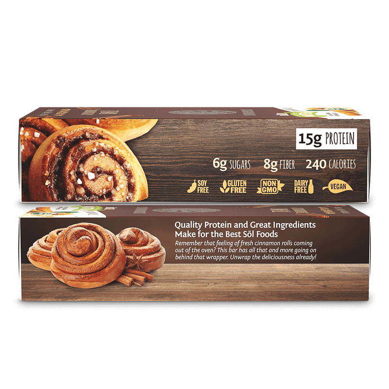 Cinnamon Roll 12er Box-sides