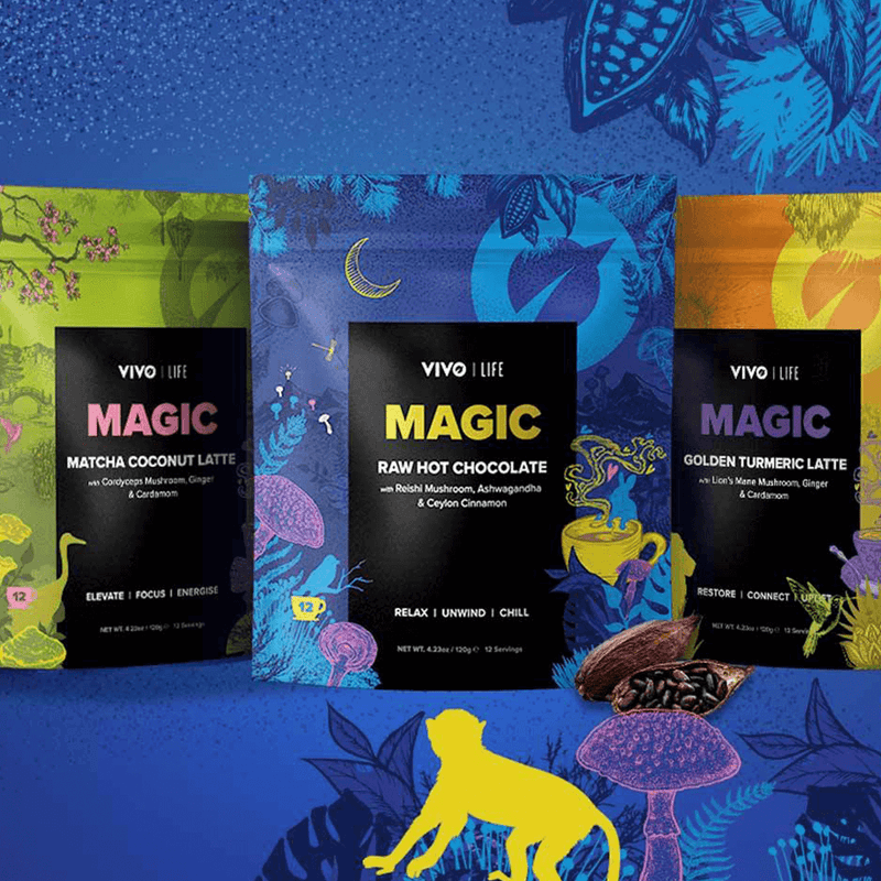 Vivo Life MAGIC products