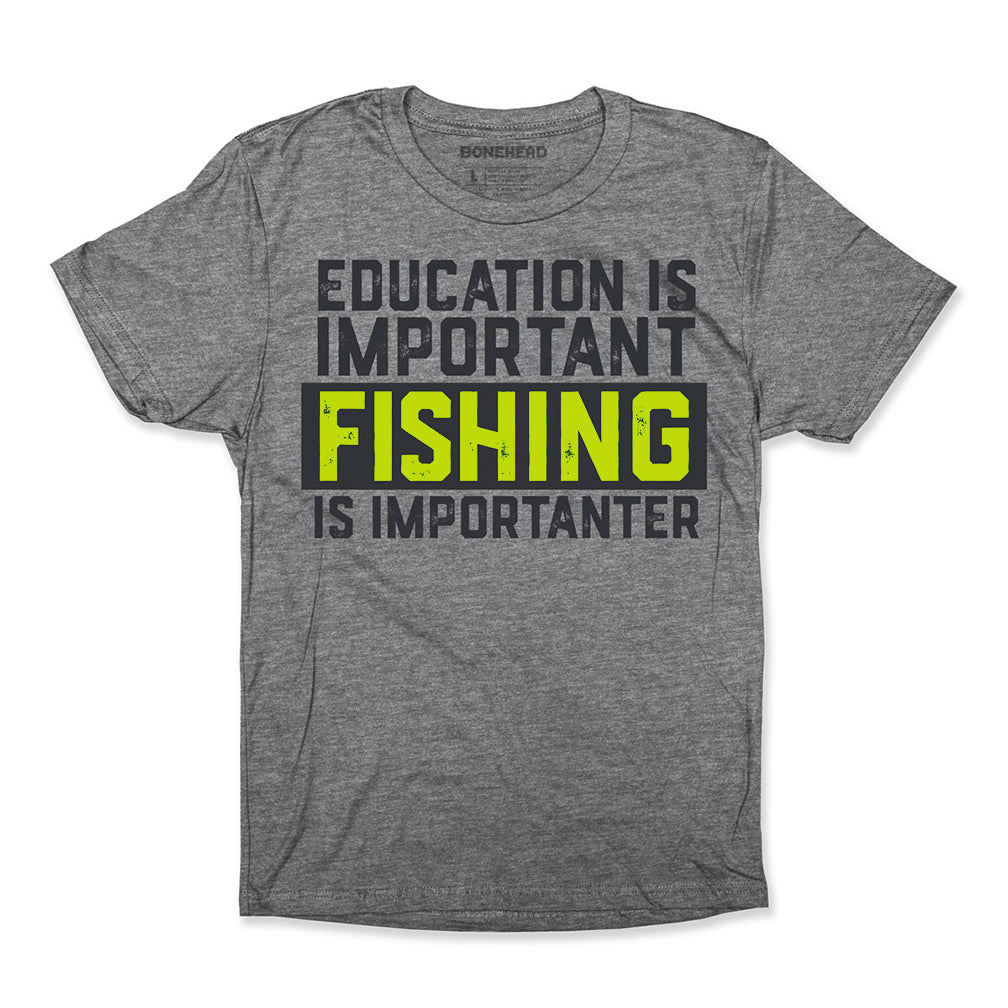 Fishing Education