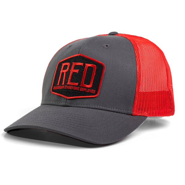 R.E.D. PATCH Hat