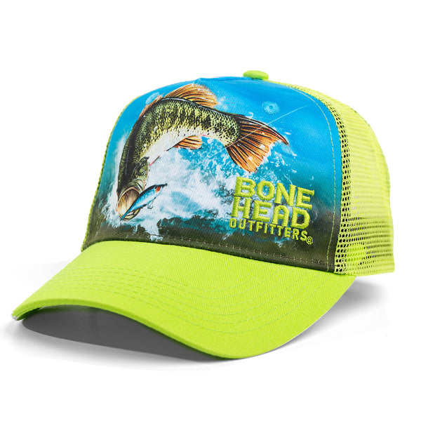Bass Splash Trucker