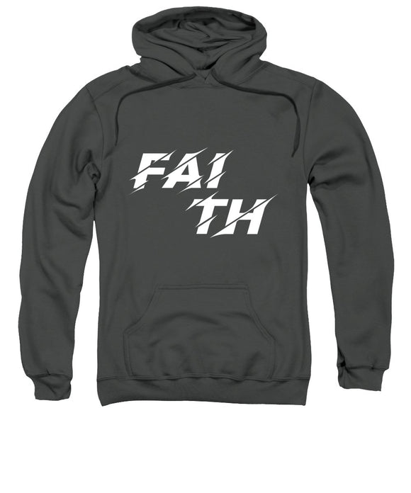 Faith Rocks Sweatshirt - Coastal Faith