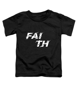 Faith Rocks Toddler Bible T-Shirt - Coastal Faith
