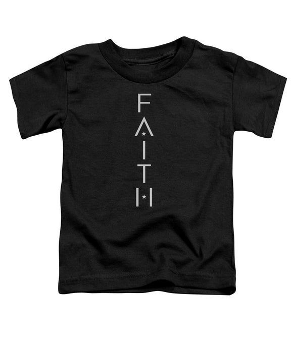 Faith Star Toddler Bible T-Shirt - Coastal Faith