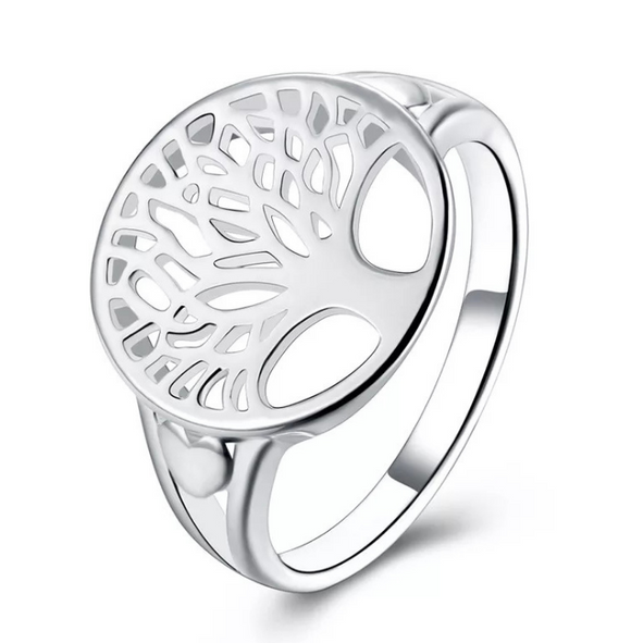 Tree of Life Ring - Coastal Faith