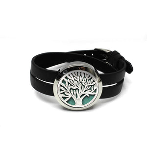 Aromatherapy Tree of Life Bracelet - Coastal Faith