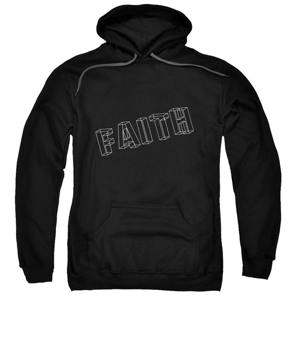 3D Faith Sweatshirt - Coastal Faith
