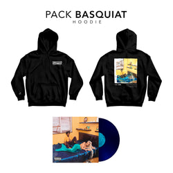 Pack Sweat-shirt Vinyle Tristesse Business