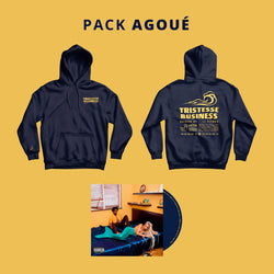 Pack Sweat-shirt CD Tristesse Business