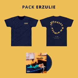 Pack Tee-shirt CD Tristesse Business