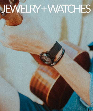 Men's Jewerly & Watches
