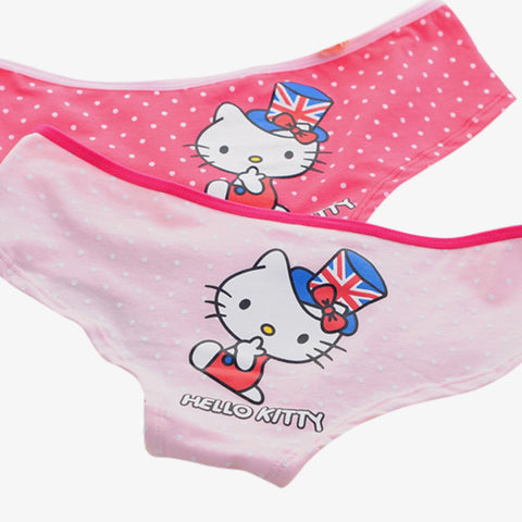 Pink Hello Kitty Panties