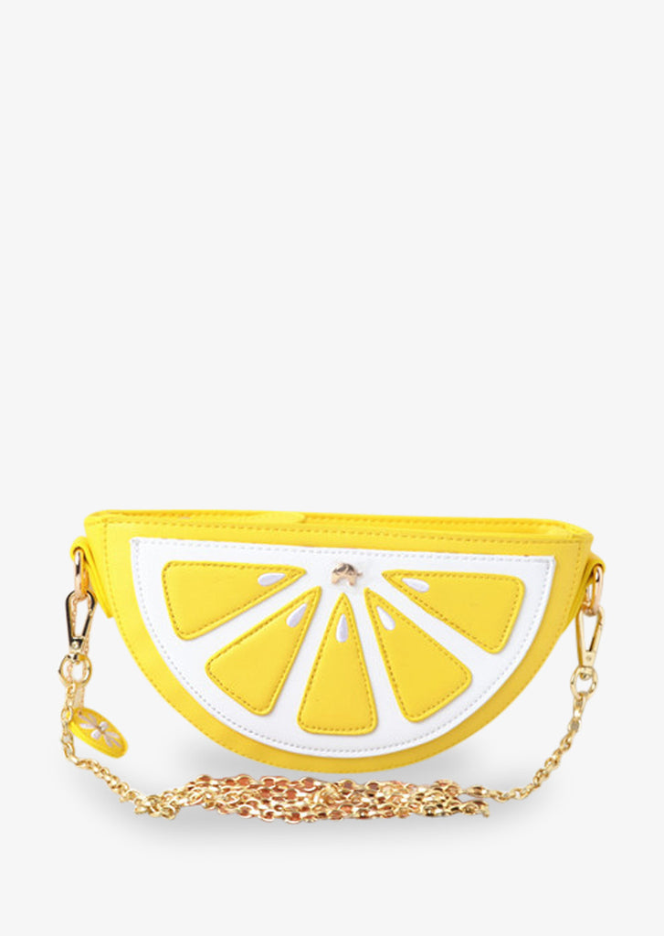 Lemon Wedge Handbag