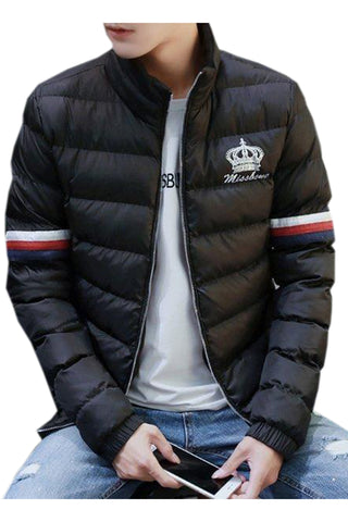 Prints Padded Winter Jacket